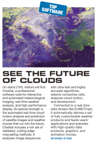 See the future of clouds